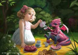 Dragonteaparty